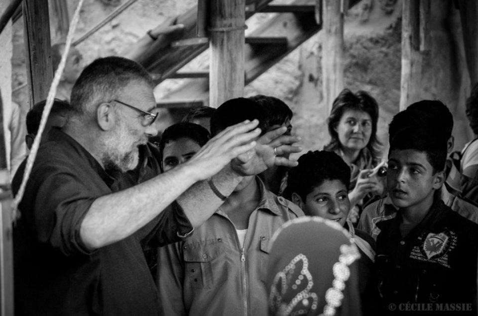 La Communauté de Deir Mar Moussa           (Textes de l'exposition photographique)